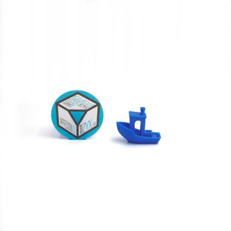 Filament PLA Bleu Ciel TiZYX