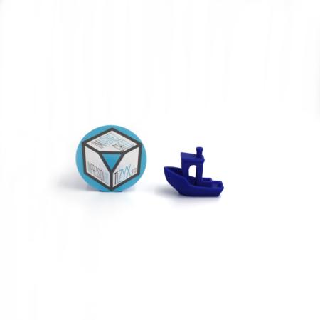 Filament PLA Bleu Roi TiZYX
