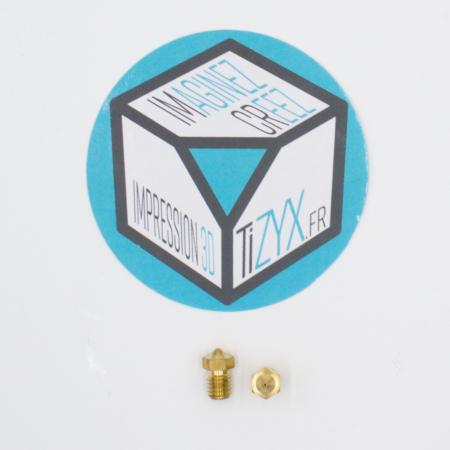 Buses laiton imprimante 3D TiZYX k25