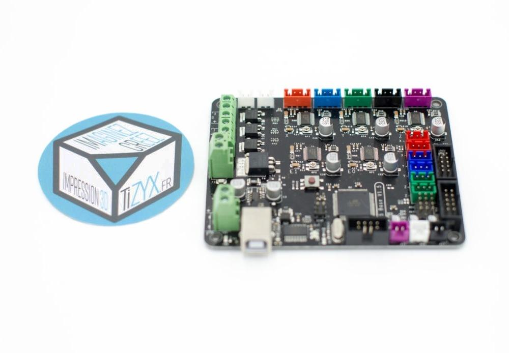 Carte mère MKS imprimante 3D TiZYX