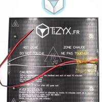 Plateau chauffant imprimante 3D TiZYX