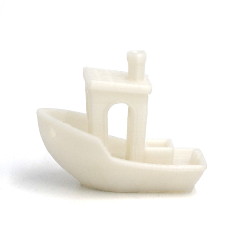 Filament PLA Blanc Nacré