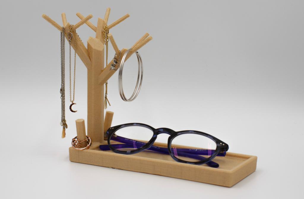 Arbre à bijoux filament bois outil buse direct drive imprimante 3D multifonctions EVY TiZYX