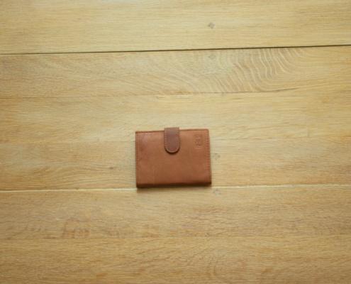 Porte-monnaie en cuir imprimante 3D multifonctions EVY TiZYX