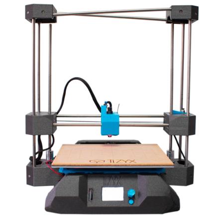 Imprimante 3D multifonctions EVY TiZYX outil cutter