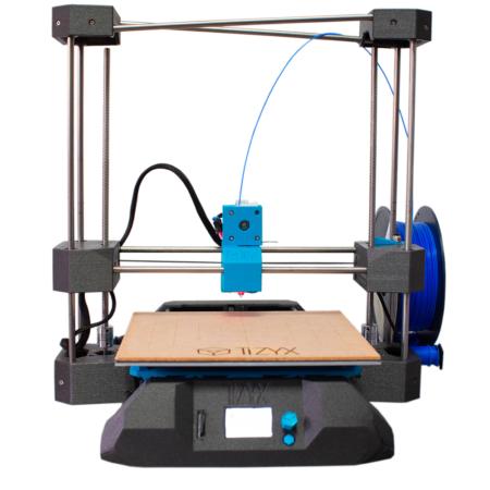 Imprimante 3D multifonctions EVY TiZYX outil buse direct drive