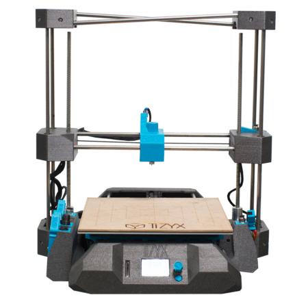 Imprimante 3D multifonctions EVY TiZYX outil laser