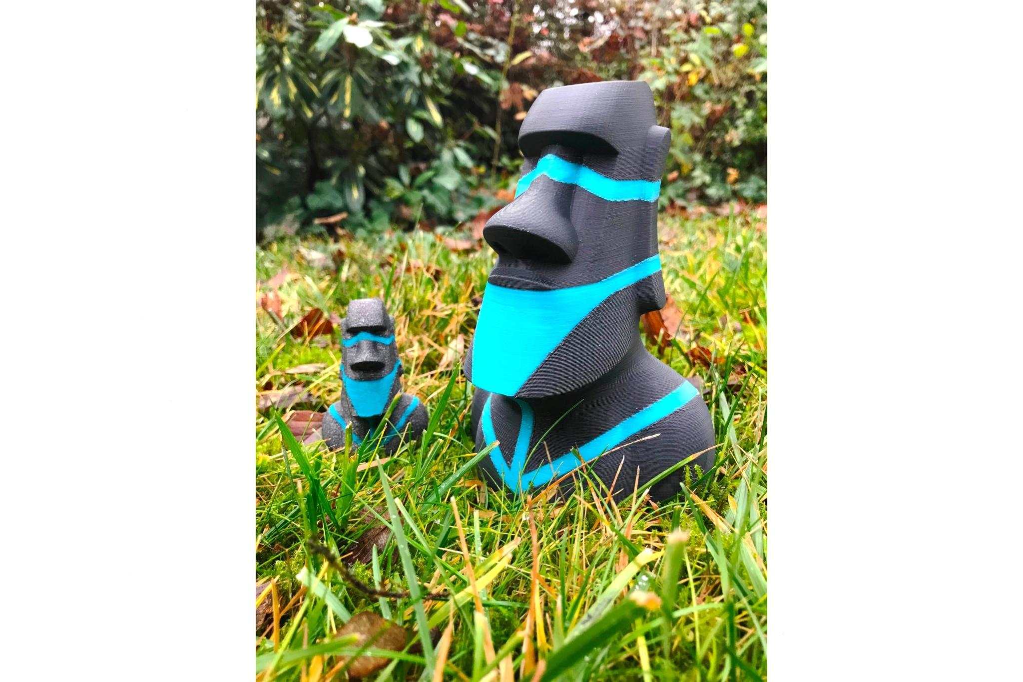 Impression 3D util buse multi-matériaux imprimante 3D multifonctions EVY