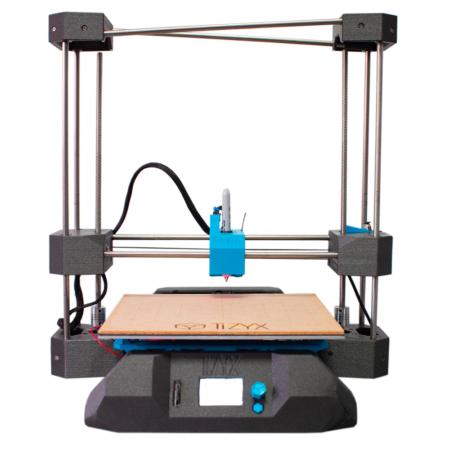 Imprimante 3D multifonctions EVY TiZYX outil traceur