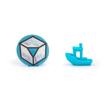 Filament PLA Bleu Lagon TiZYX