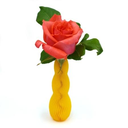 Vase filament PLA mandarine TiZYX