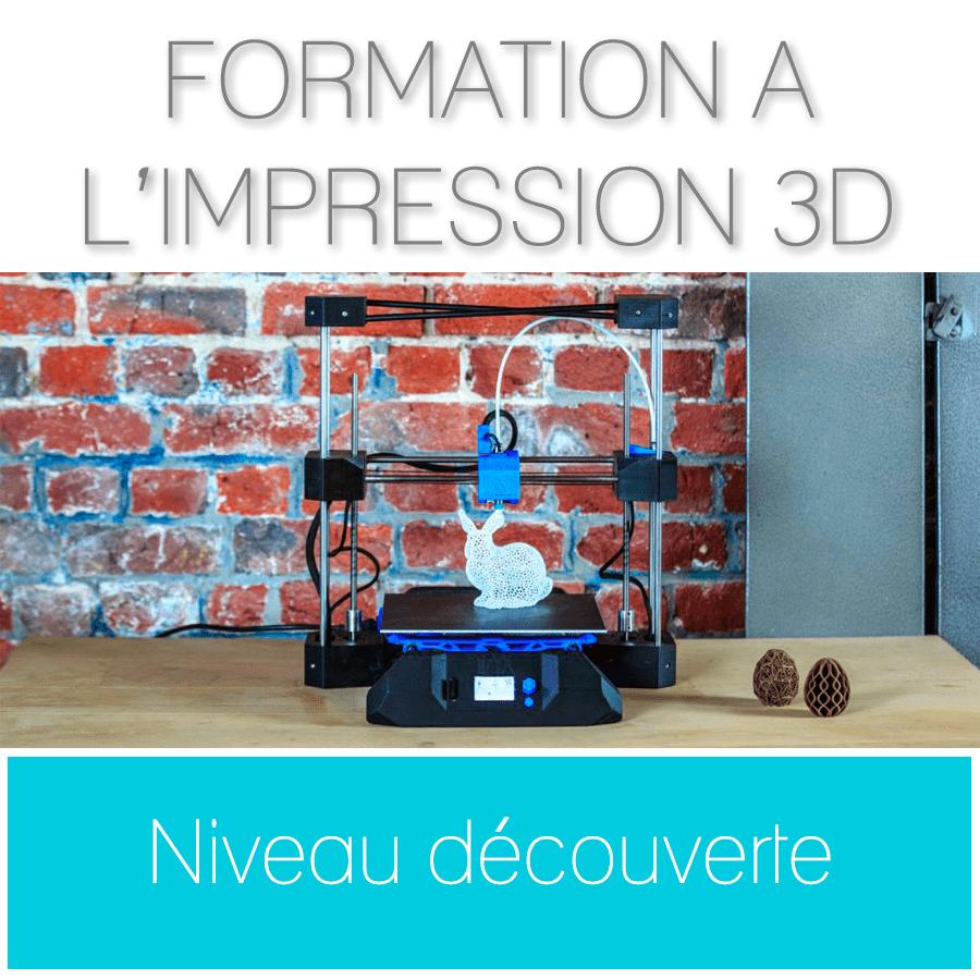 Formation impression 3D