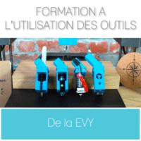 Formation utilisation outils imprimante 3D multifonctions EVY