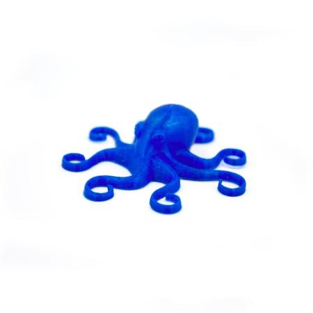 Filament TPU flexible bleu TiZYX
