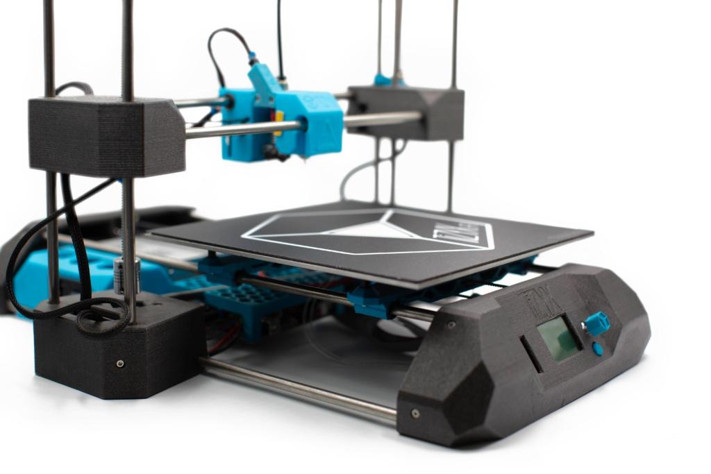 Imprimante 3D multifonctions EVY TiZYX