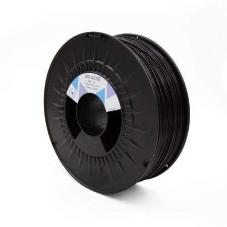 Bobine de 1kg filament PLA noir intense TiZYX