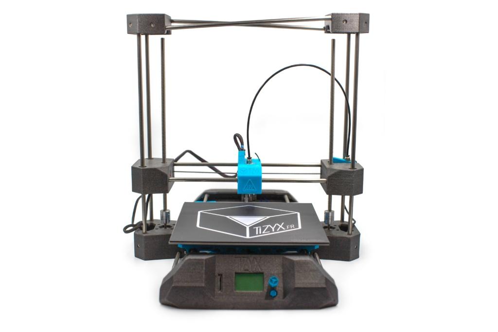Imprimante 3D française multifonctions EVY TiZYX