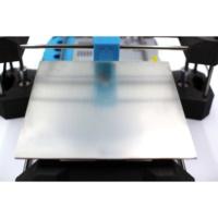 Plaque métallique imprimante 3D